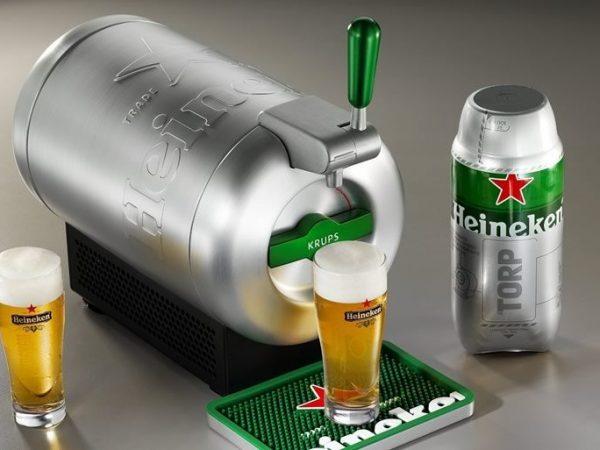 spillatore di birra
